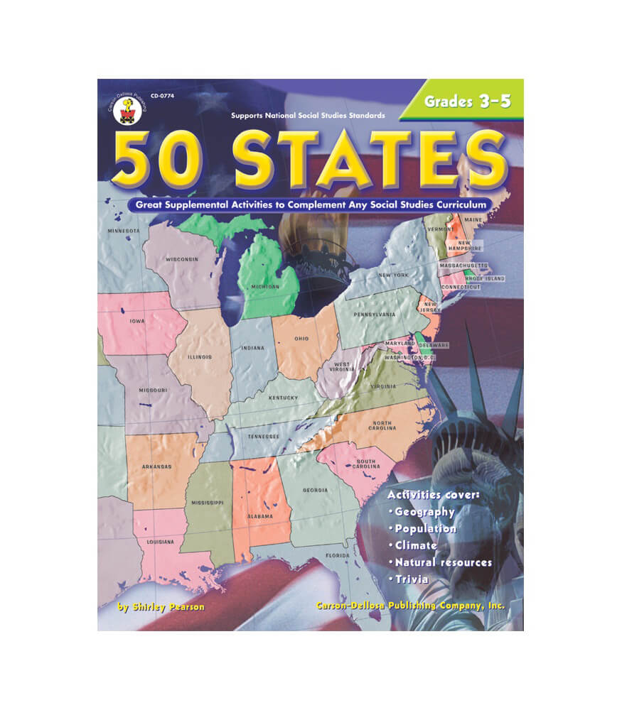 50 States Resource Book Product Image