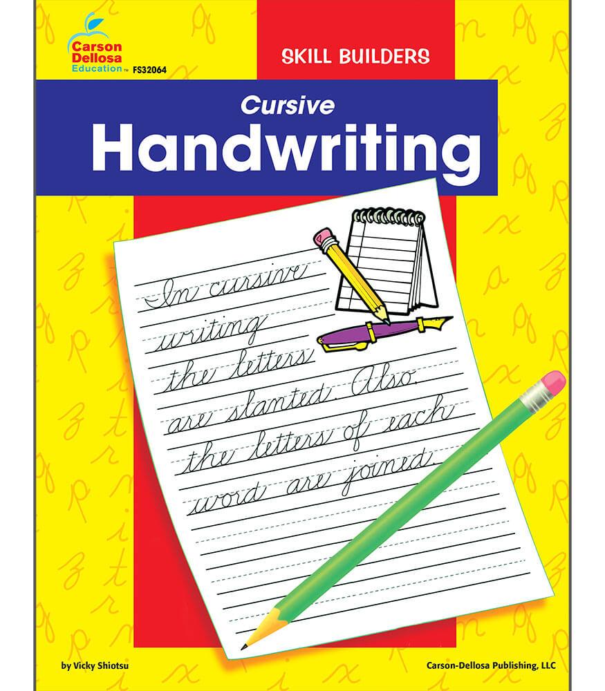 Cursive Resource Book Product Image