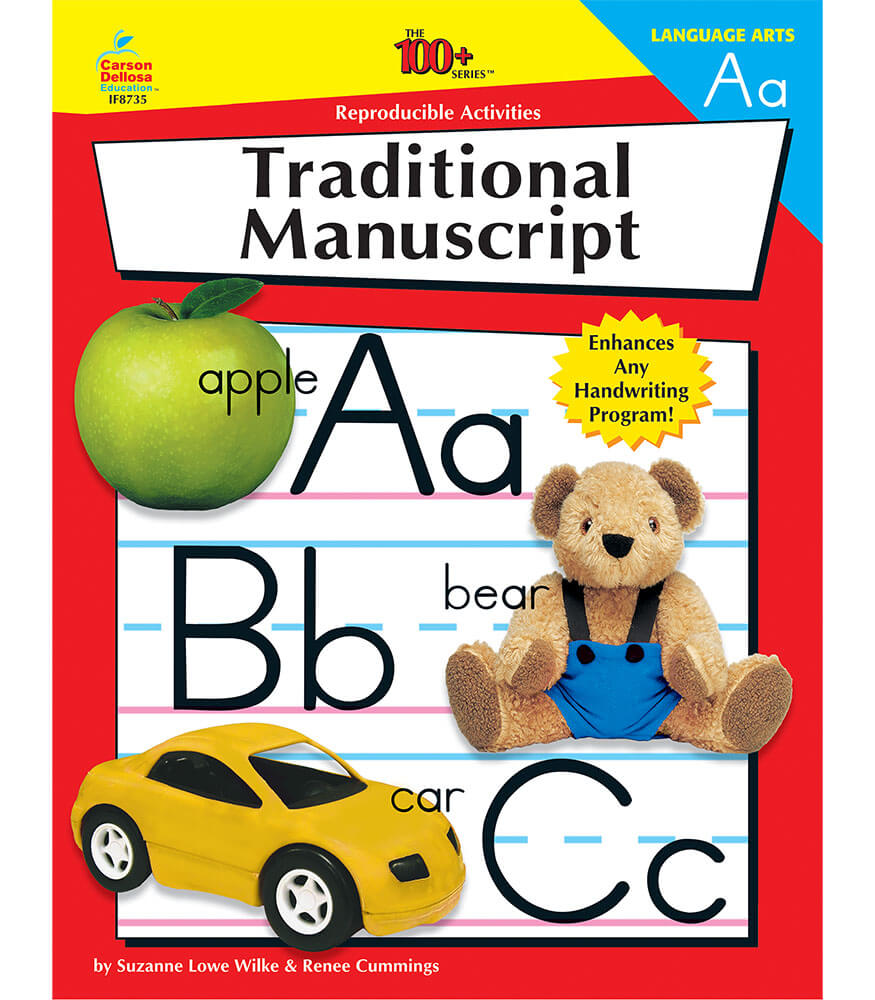 Traditional Manuscript Resource Book Product Image