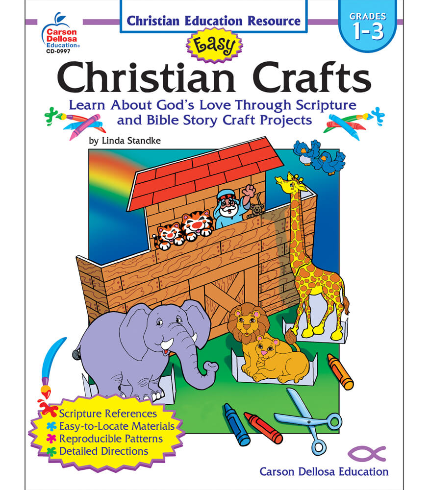 Easy Christian Crafts Resource Book Product Image