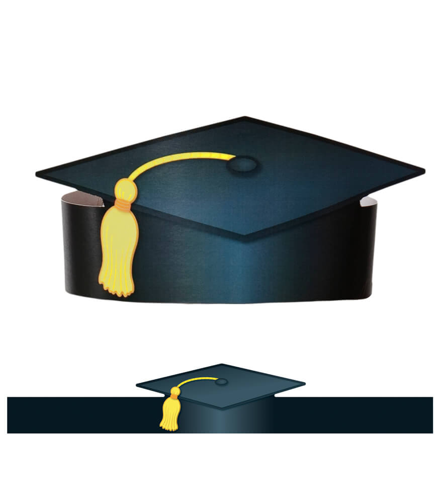 Graduation Crowns Product Image