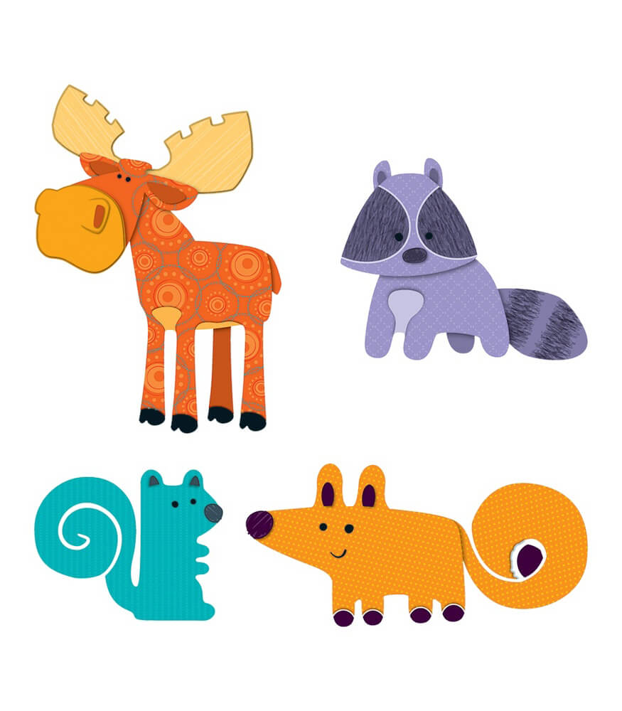 Moose & Friends Temporary Tattoos Product Image