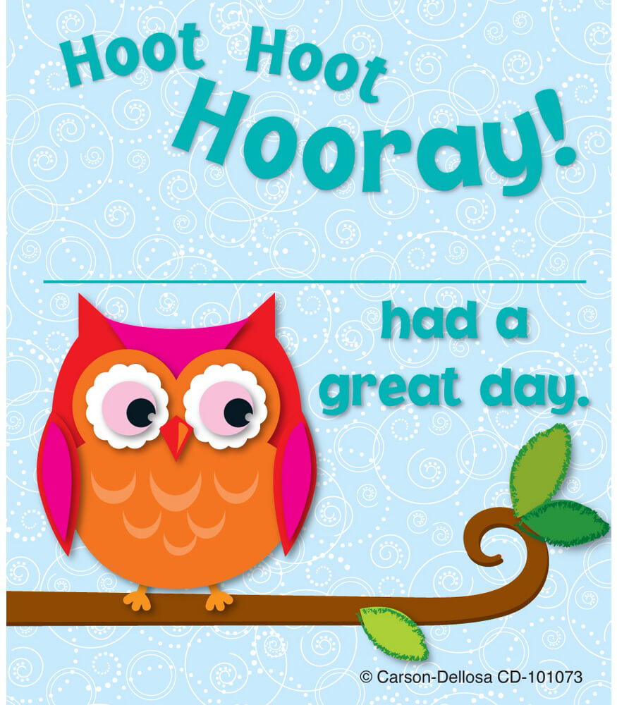 Hoot Hoot Hooray! Ready Rewards® Product Image