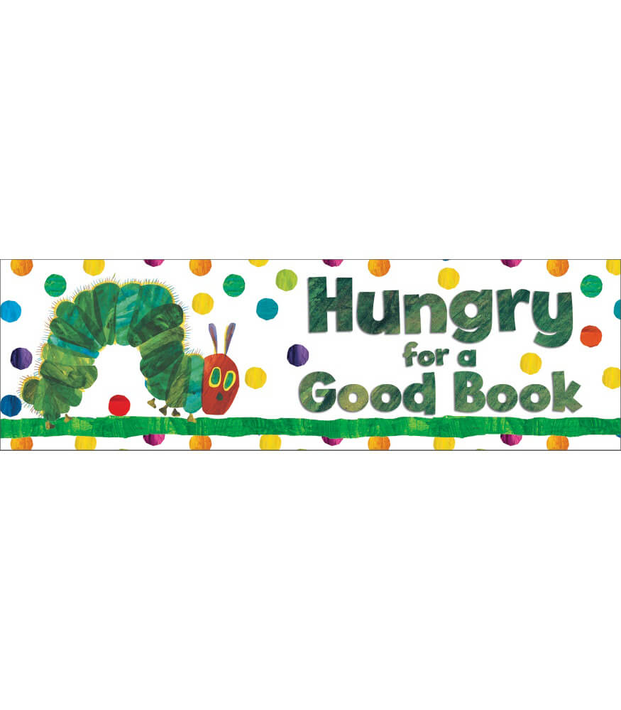 The Very Hungry Caterpillar™ Bookmarks Product Image