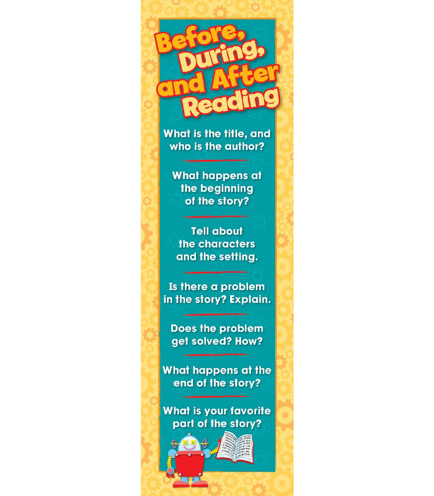 Before, During, and After Bookmarks Product Image