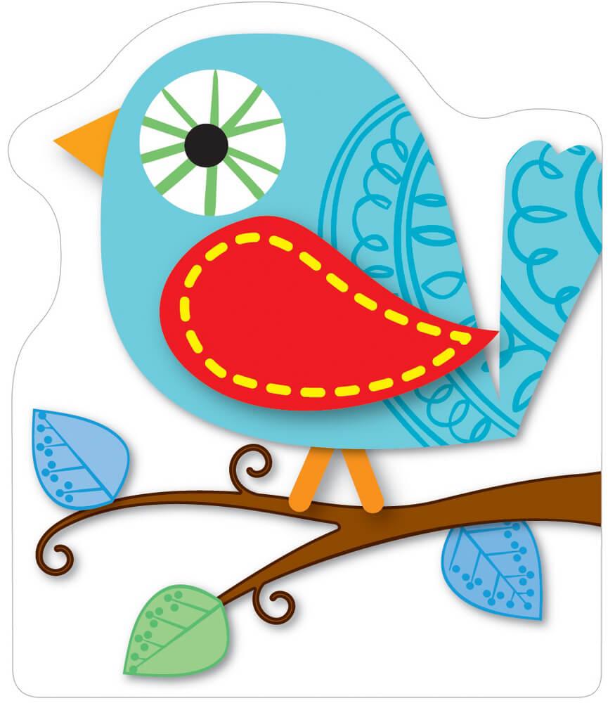 Boho Birds Bookmarks Product Image