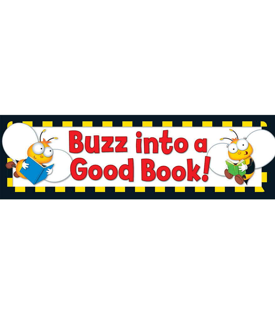 Buzz–Worthy Bees Bookmarks Product Image