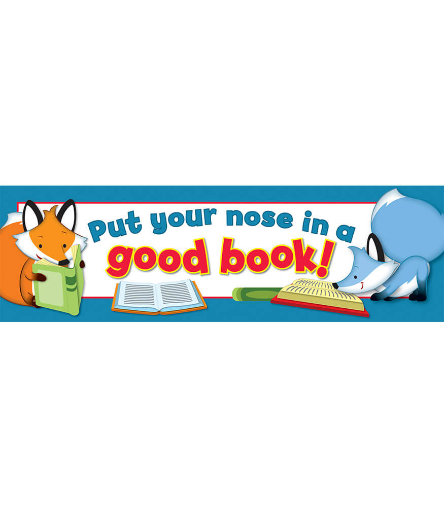 Playful Foxes Bookmarks Product Image
