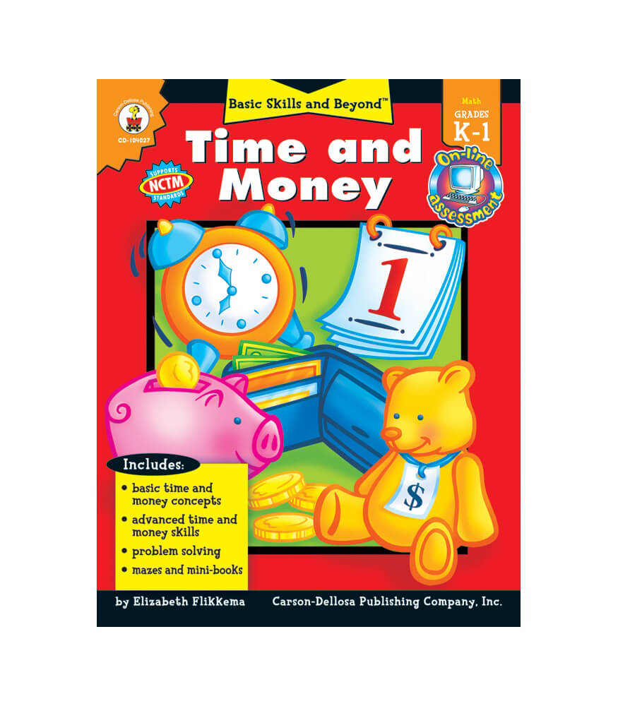 Time and Money Resource Book Product Image