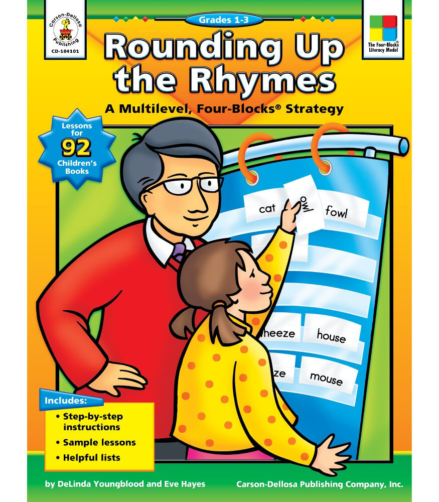 Rounding Up the Rhymes Resource Book Product Image
