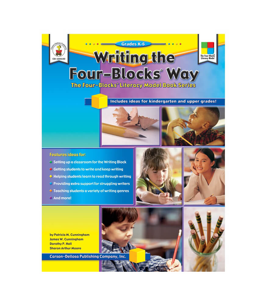 Writing the Four-Blocks® Way Resource Book Product Image
