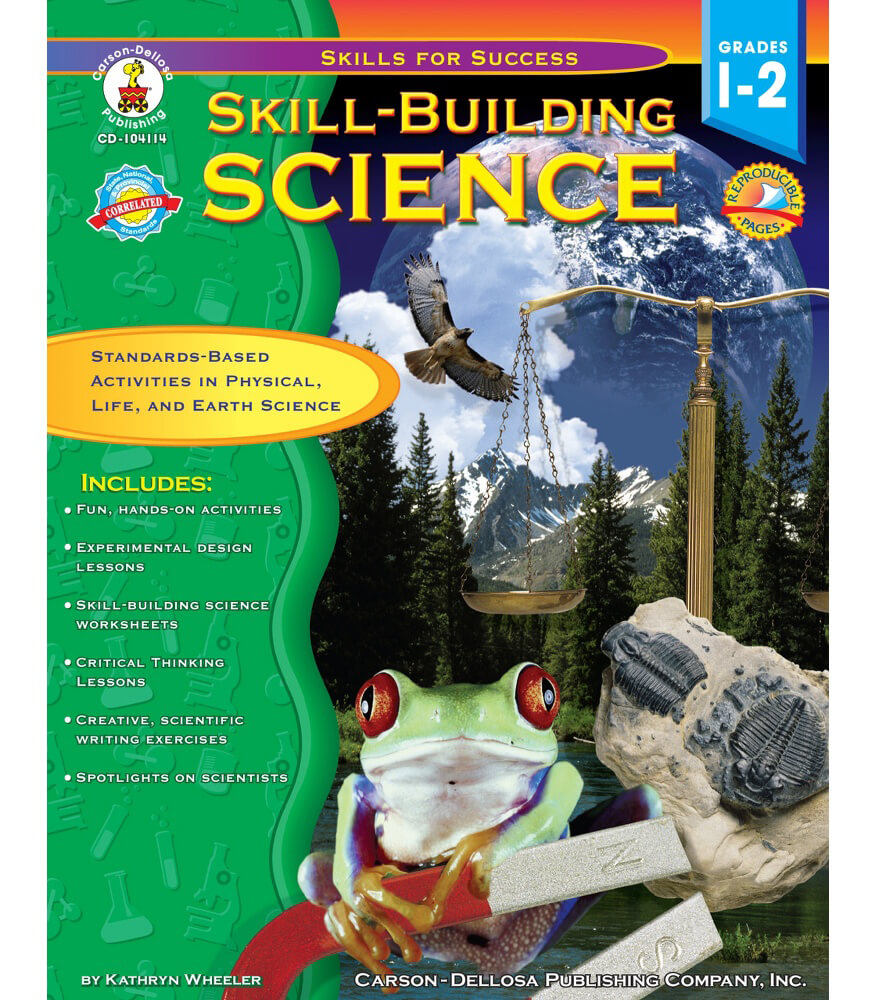 Skill-Building Science Resource Book Product Image