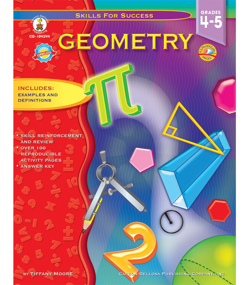 Geometry Resource Book Product Image