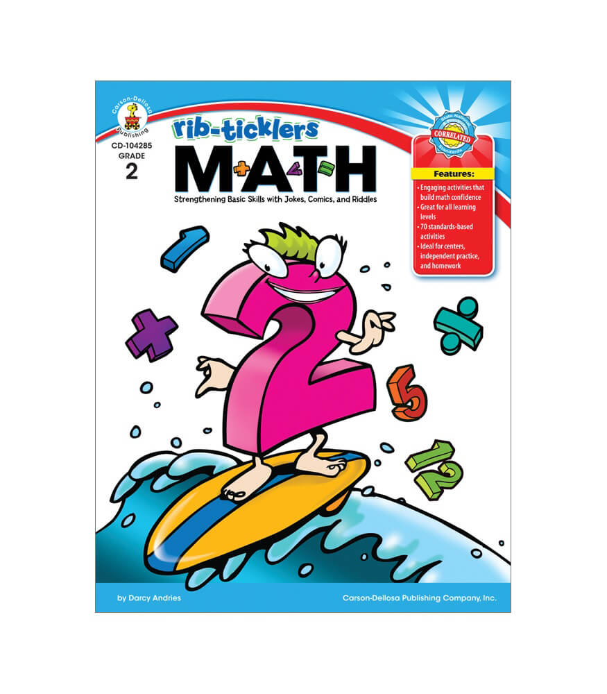 Math Resource Book Product Image