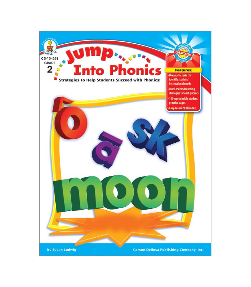 Jump Into Phonics Resource Book