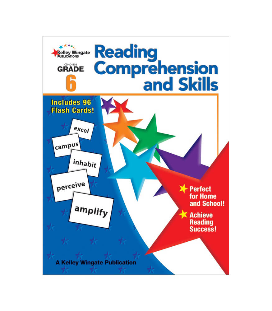 Reading Comprehension and Skills Workbook Product Image