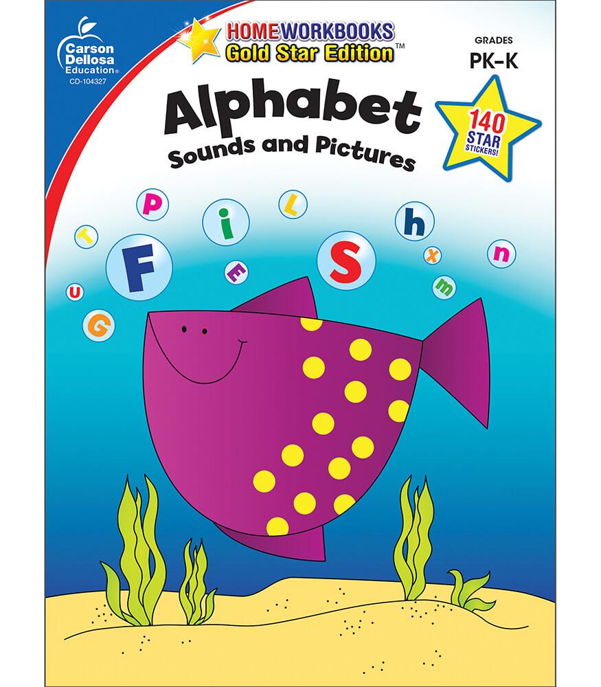Alphabet Workbook Product Image