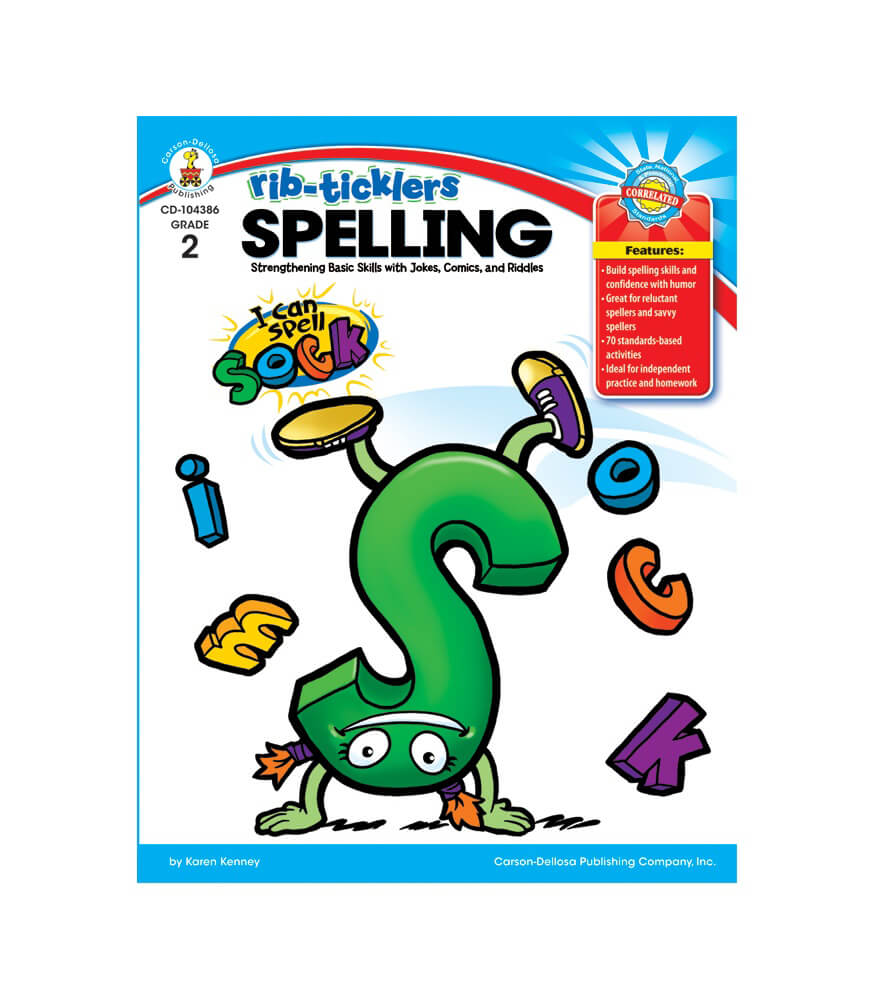 Spelling Resource Book Product Image