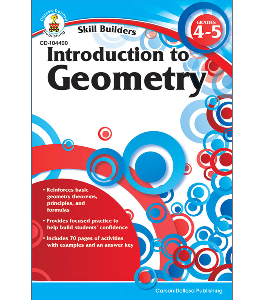 Introduction to Geometry Workbook Product Image