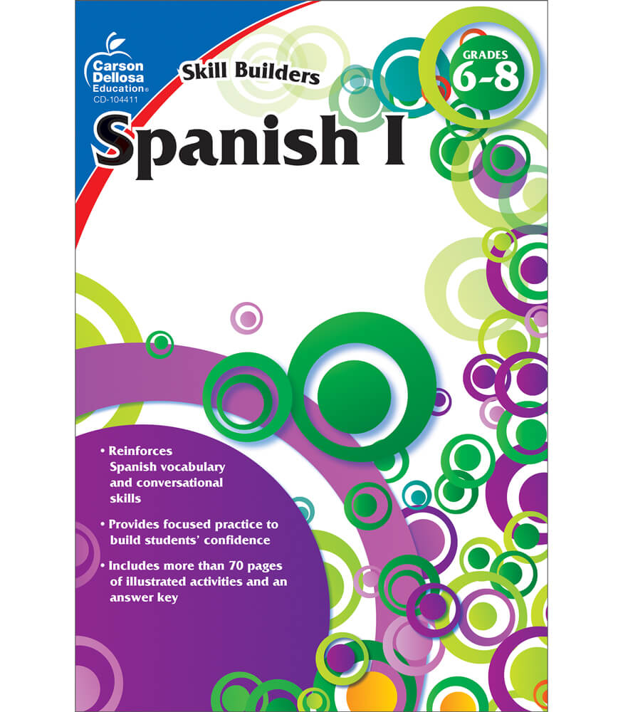 Spanish I Workbook