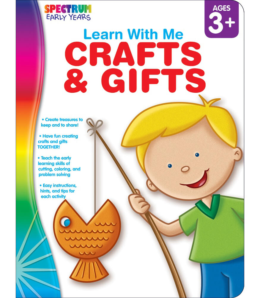 Crafts & Gifts Workbook Product Image