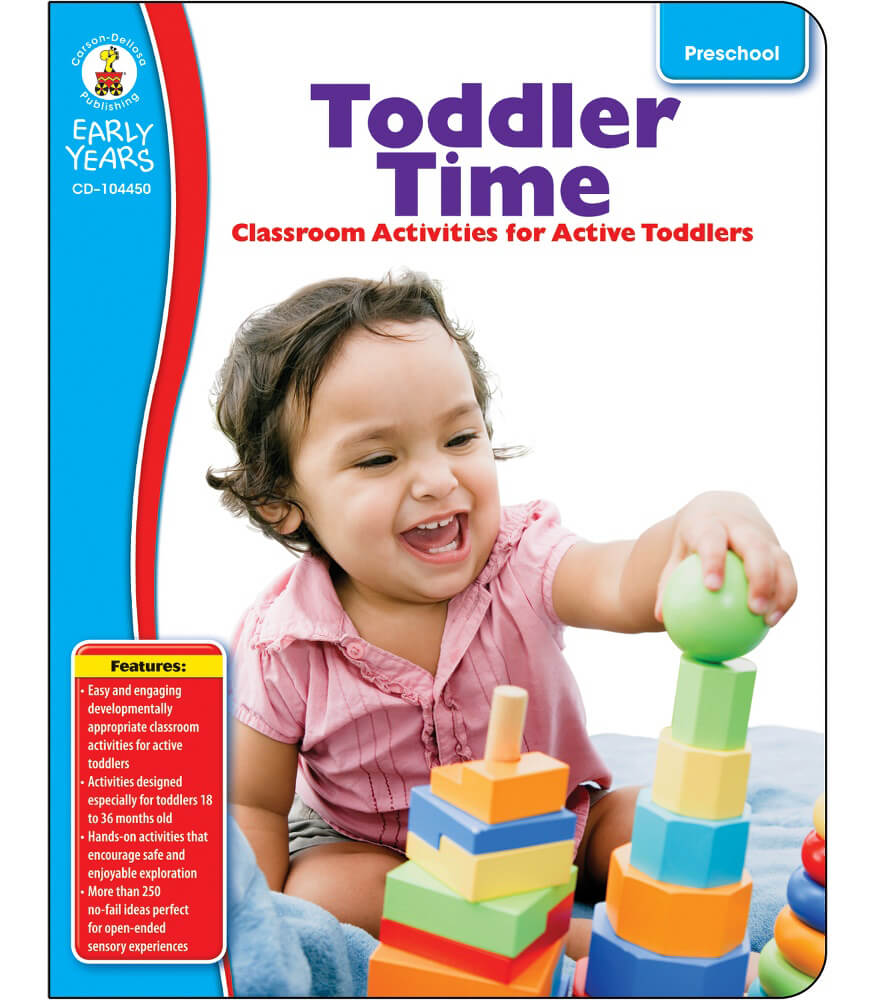 Toddler Time Resource Book Product Image