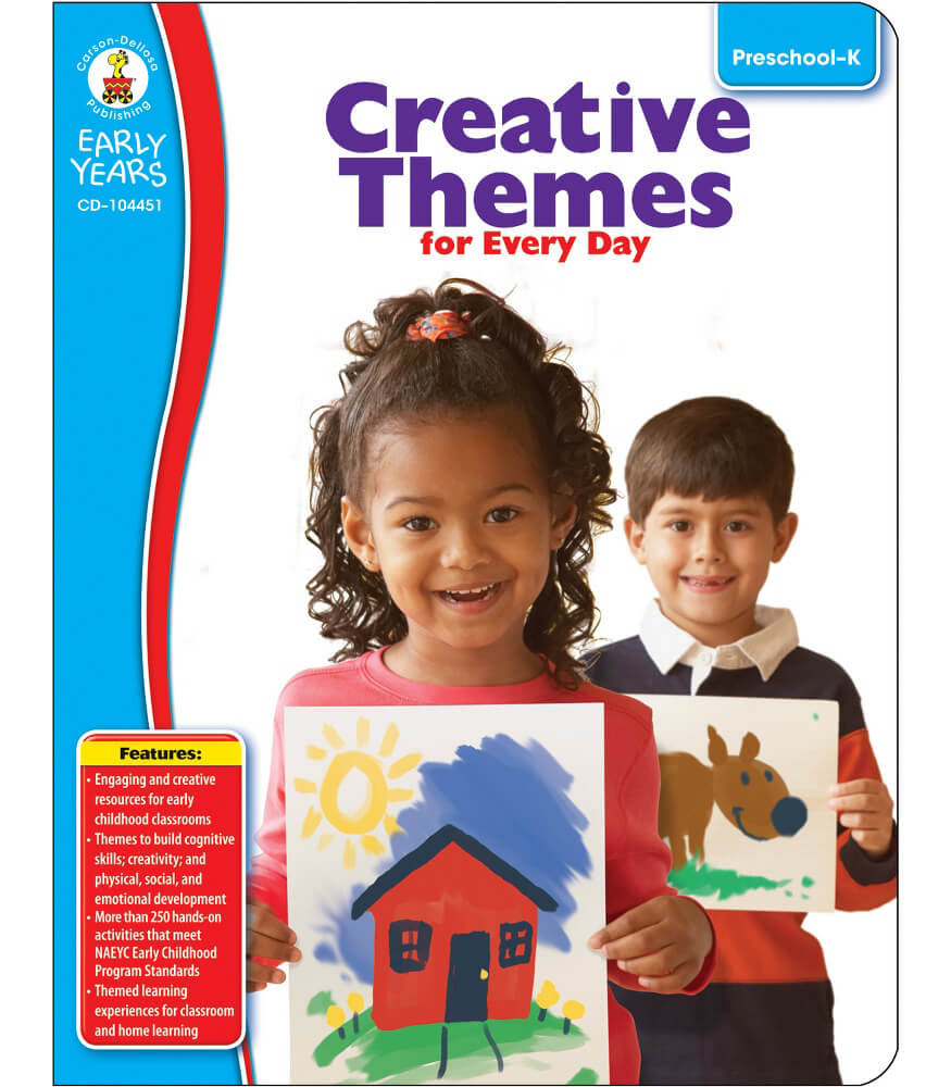 Creative Themes for Every Day Resource Book Product Image