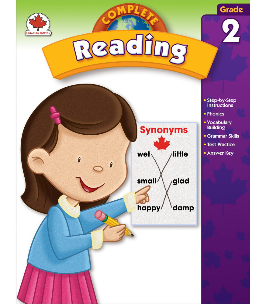 Complete Reading Workbook Product Image