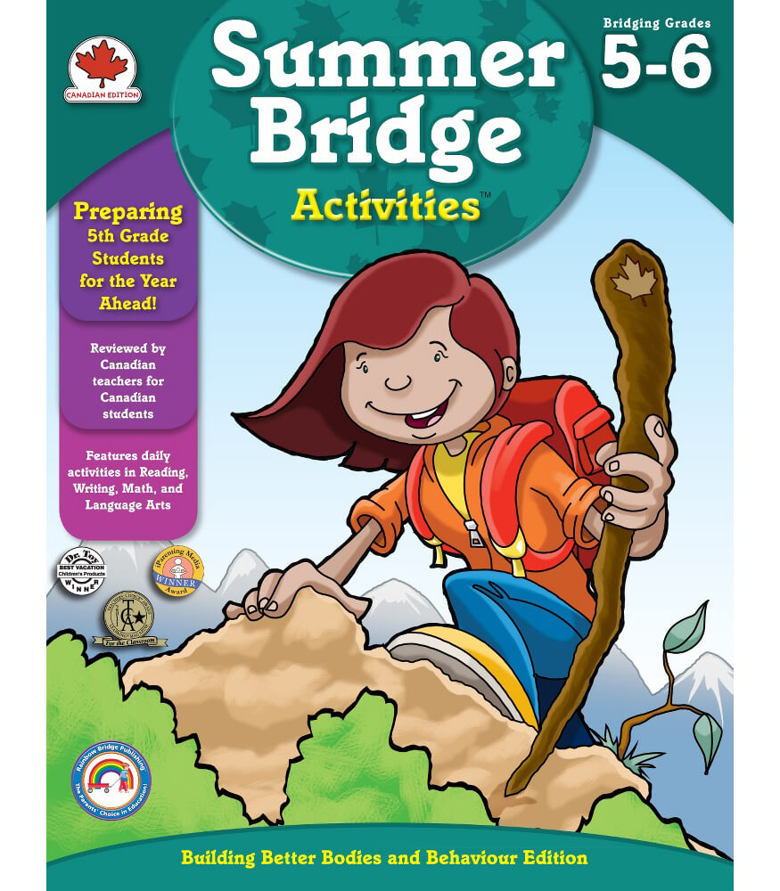 Summer Bridge Activities® (Canadian Edition) Workbook