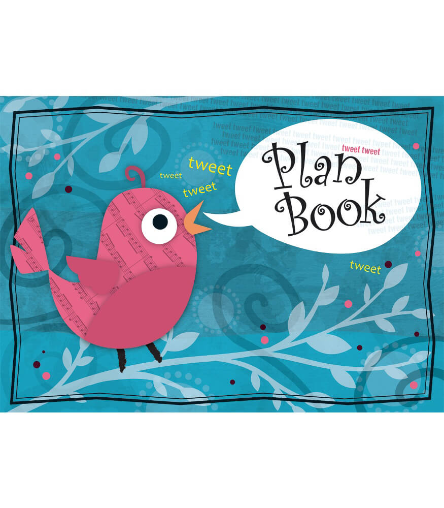Song Bird Plan Book Product Image