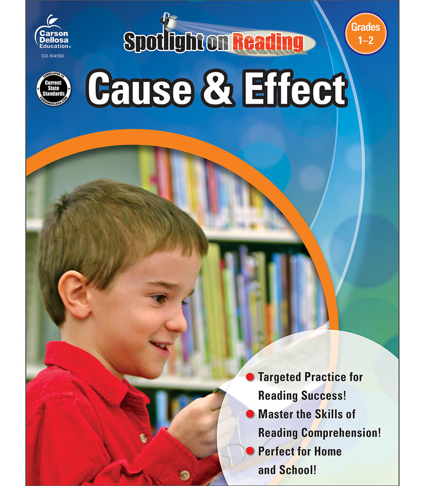 Cause & Effect Resource Book Product Image