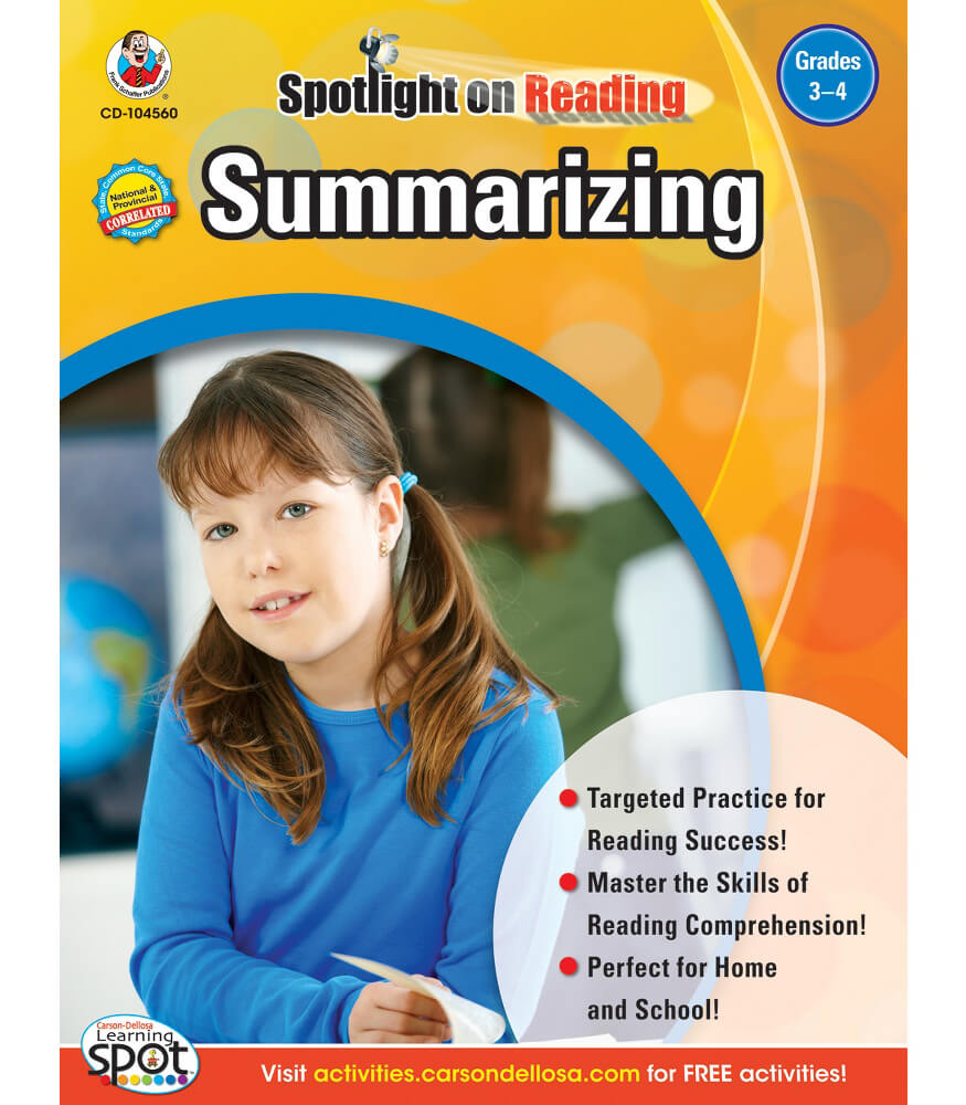 Summarizing Resource Book