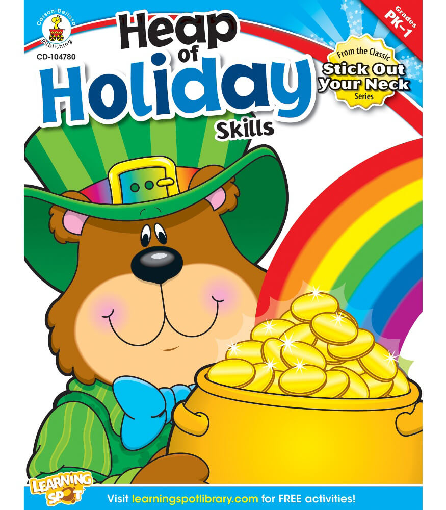 Heap of Holiday Skills Resource Book Product Image