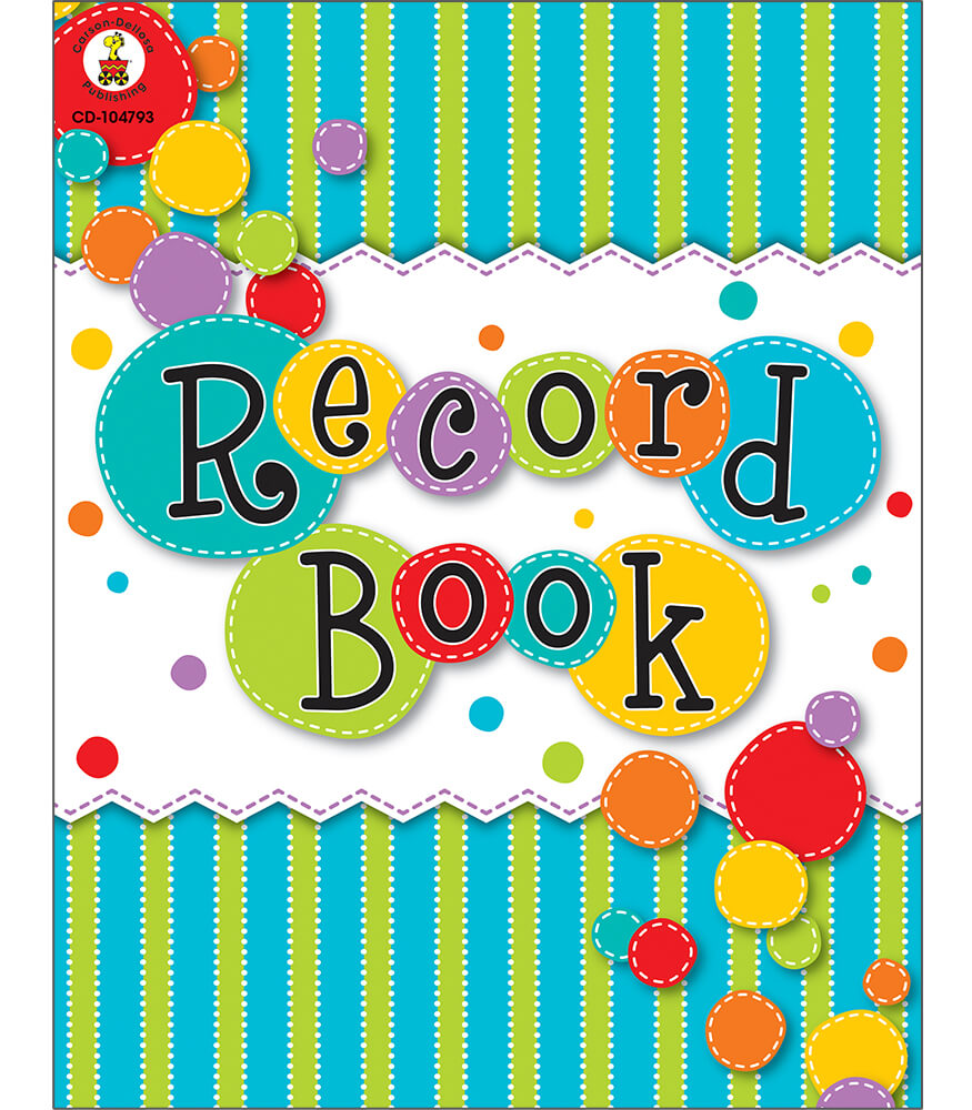 Fresh Sorbet Record Book Grade K-8