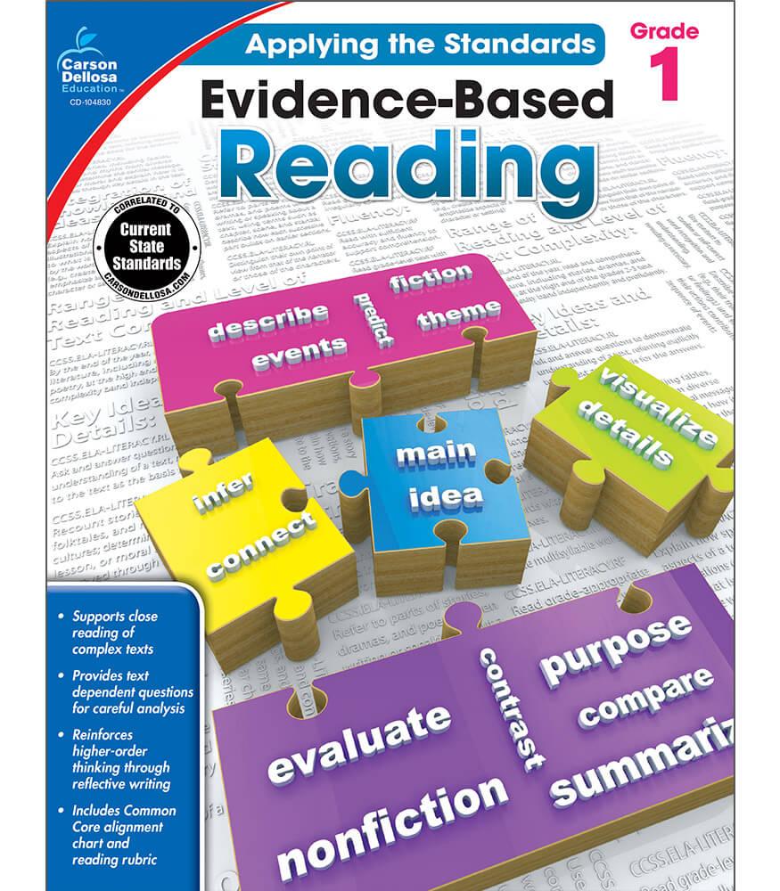 Evidence-Based Reading Workbook Product Image
