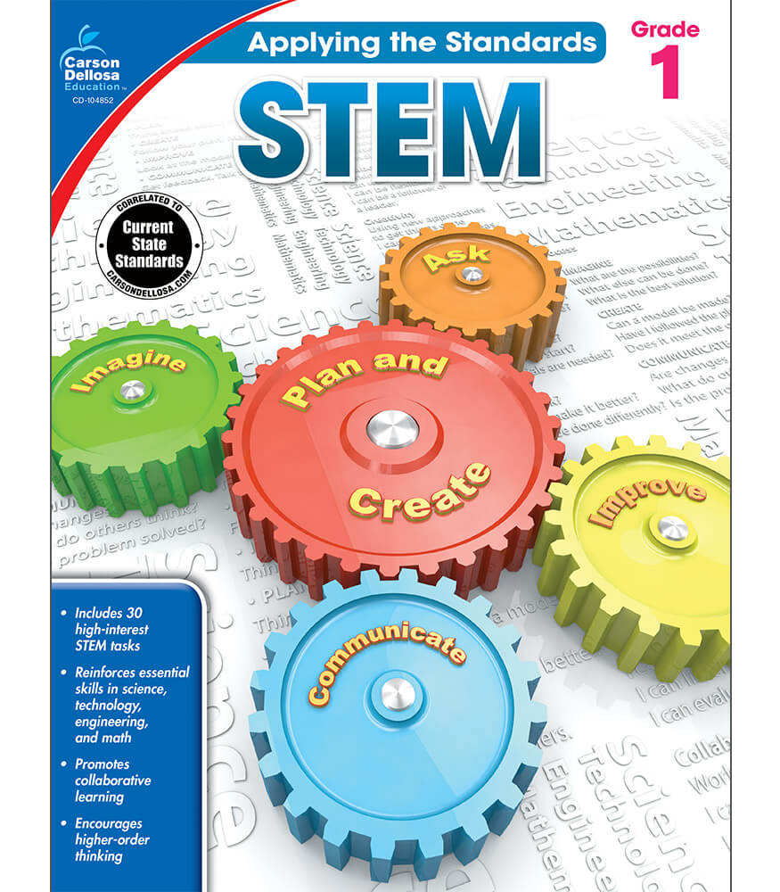 STEM Workbook Product Image