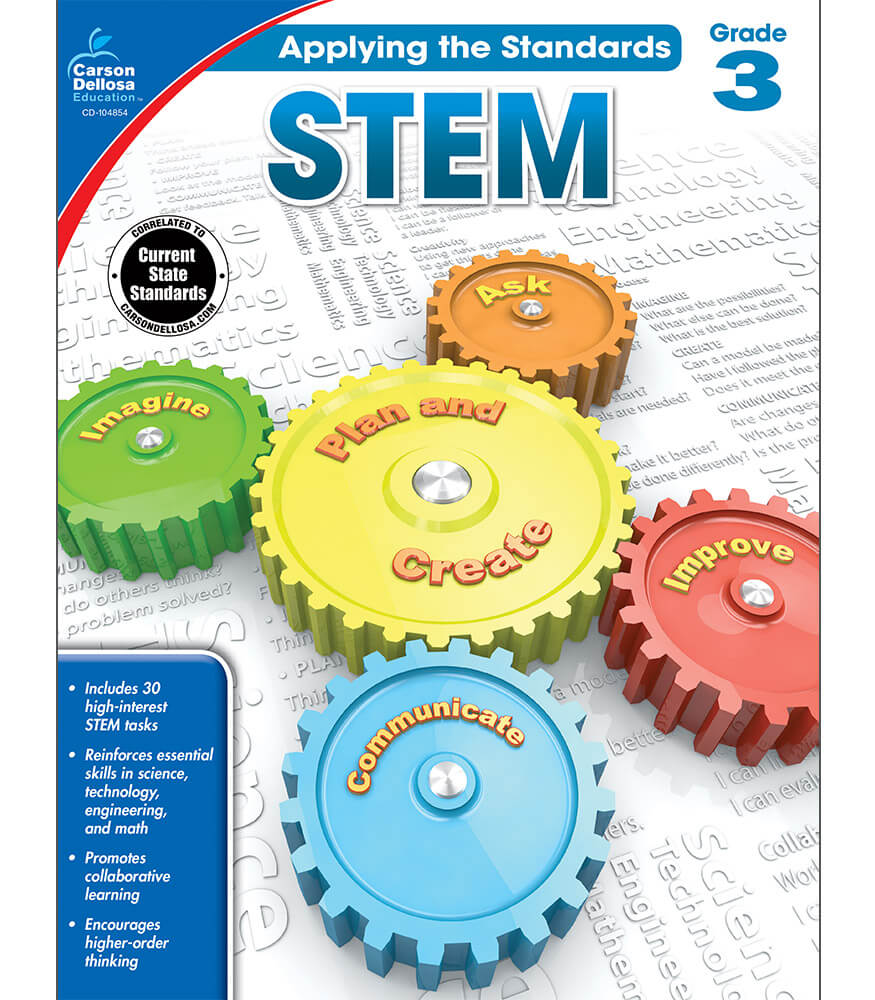 STEM Workbook Grade 3