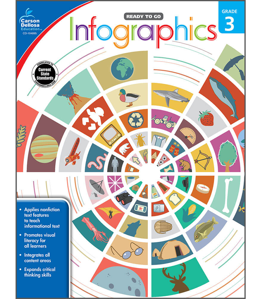 Infographics Workbook Product Image