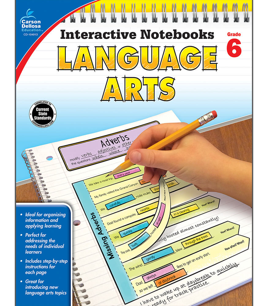 NEW Interactive Notebooks for.