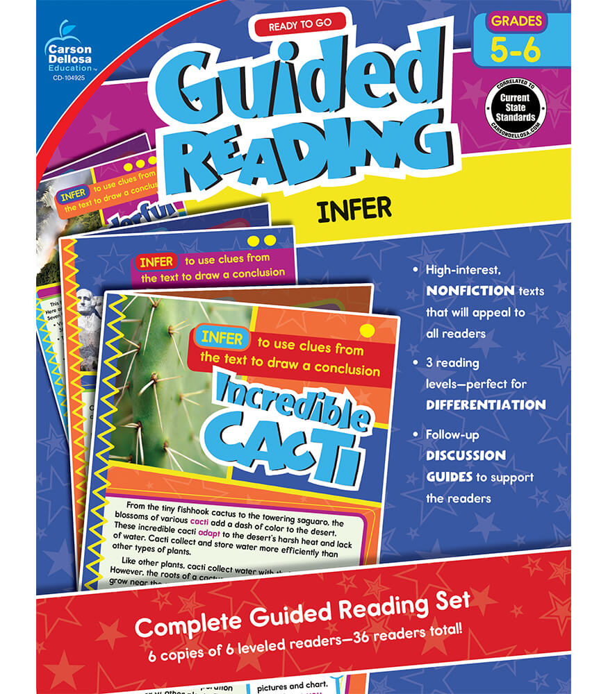 Guided Reading: Infer Resource Book