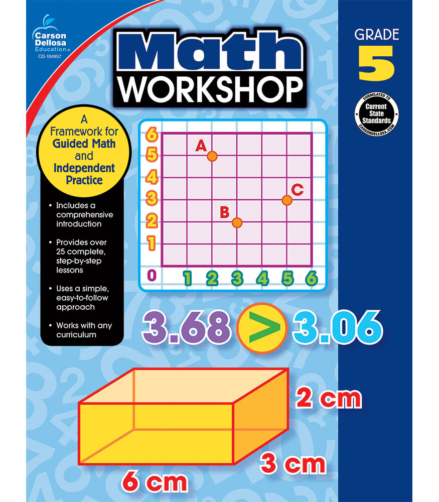 Math Workshop Resource Book