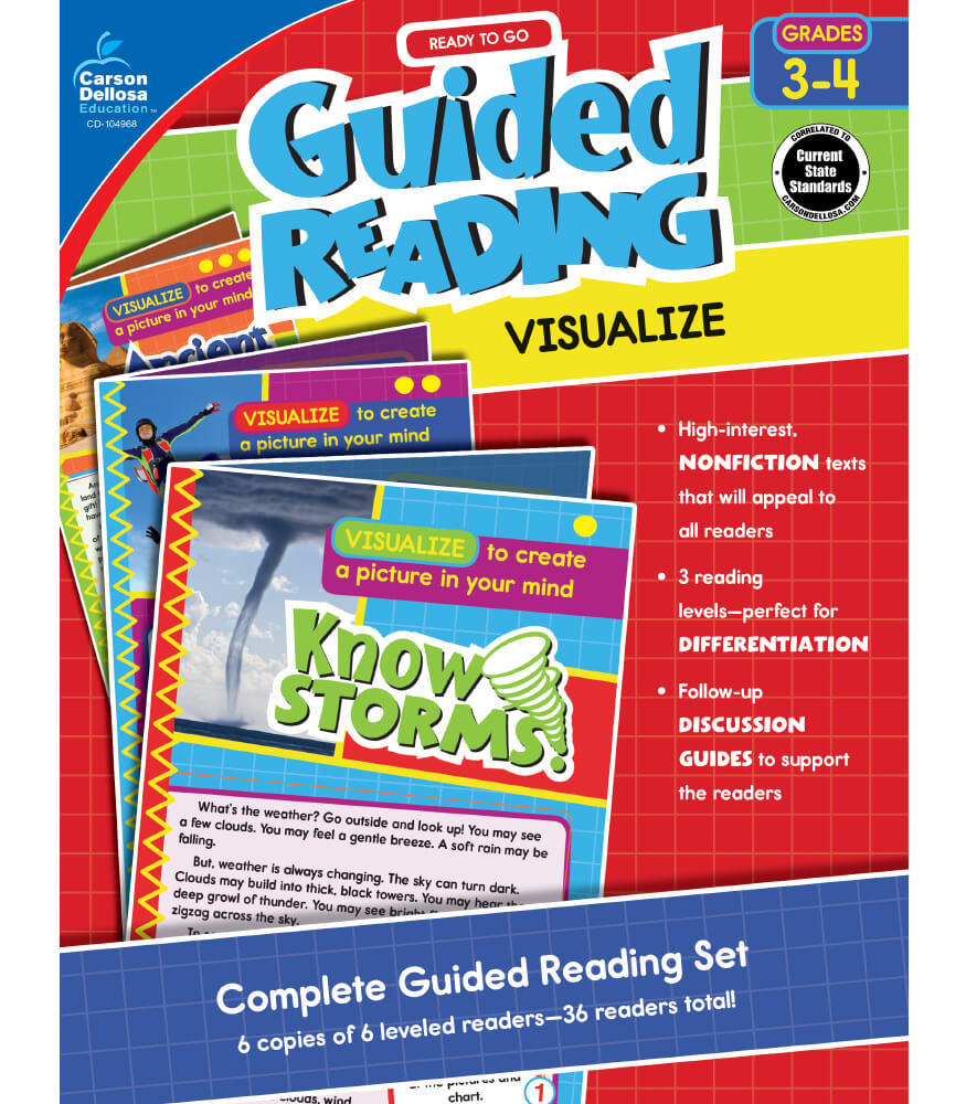 Guided Reading: Visualize Resource Book