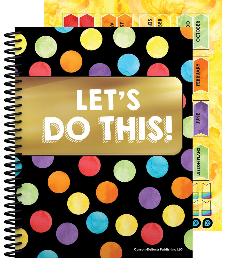 Celebrate Learning Teacher Plan Book