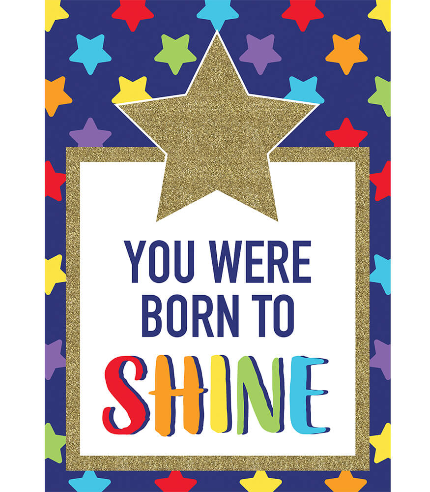 You Were Born to Shine Chart Product Image