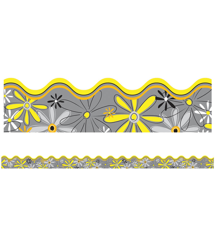 Delightful Daisies Scalloped Borders Product Image