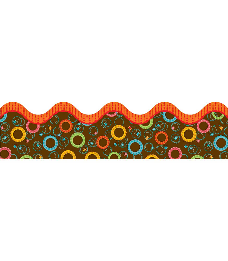 Synergy Circles Scalloped Borders Product Image
