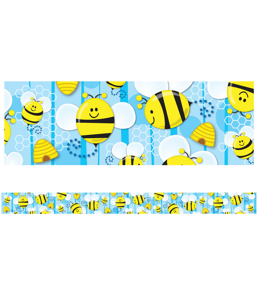 Bees Straight Borders Product Image