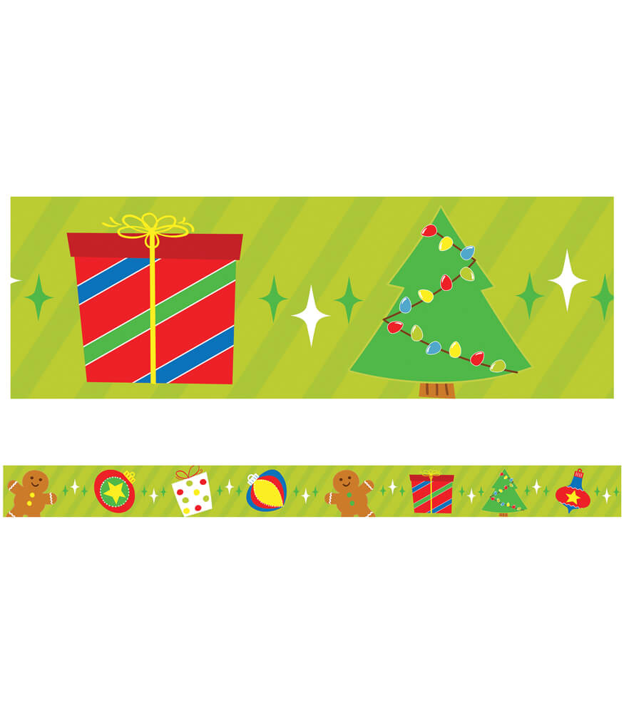 Holiday Straight Borders Product Image