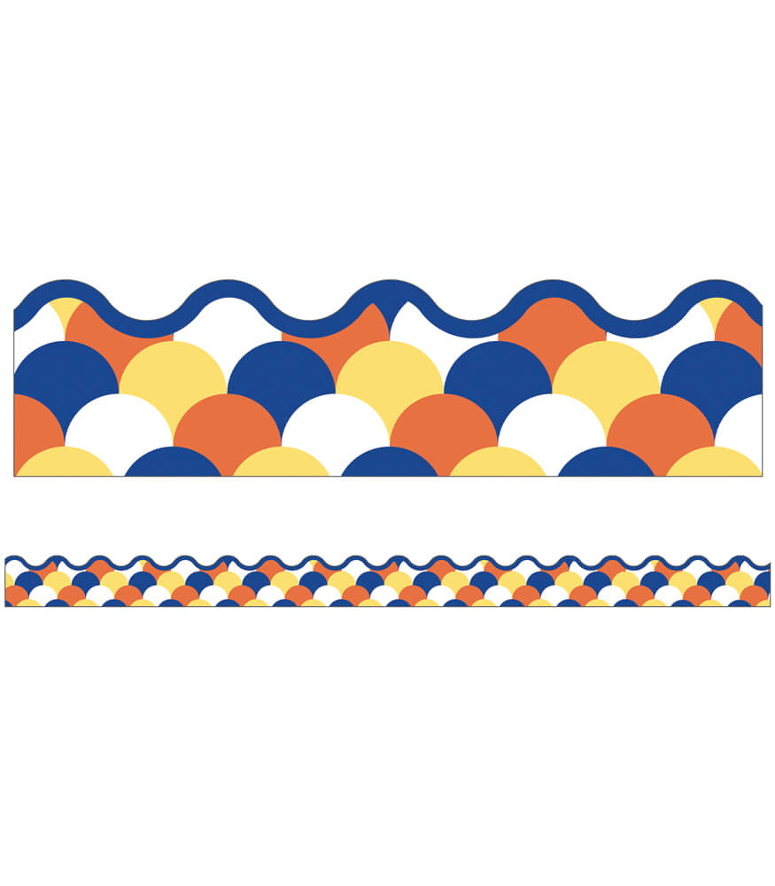Marine Dream Scalloped Borders Product Image