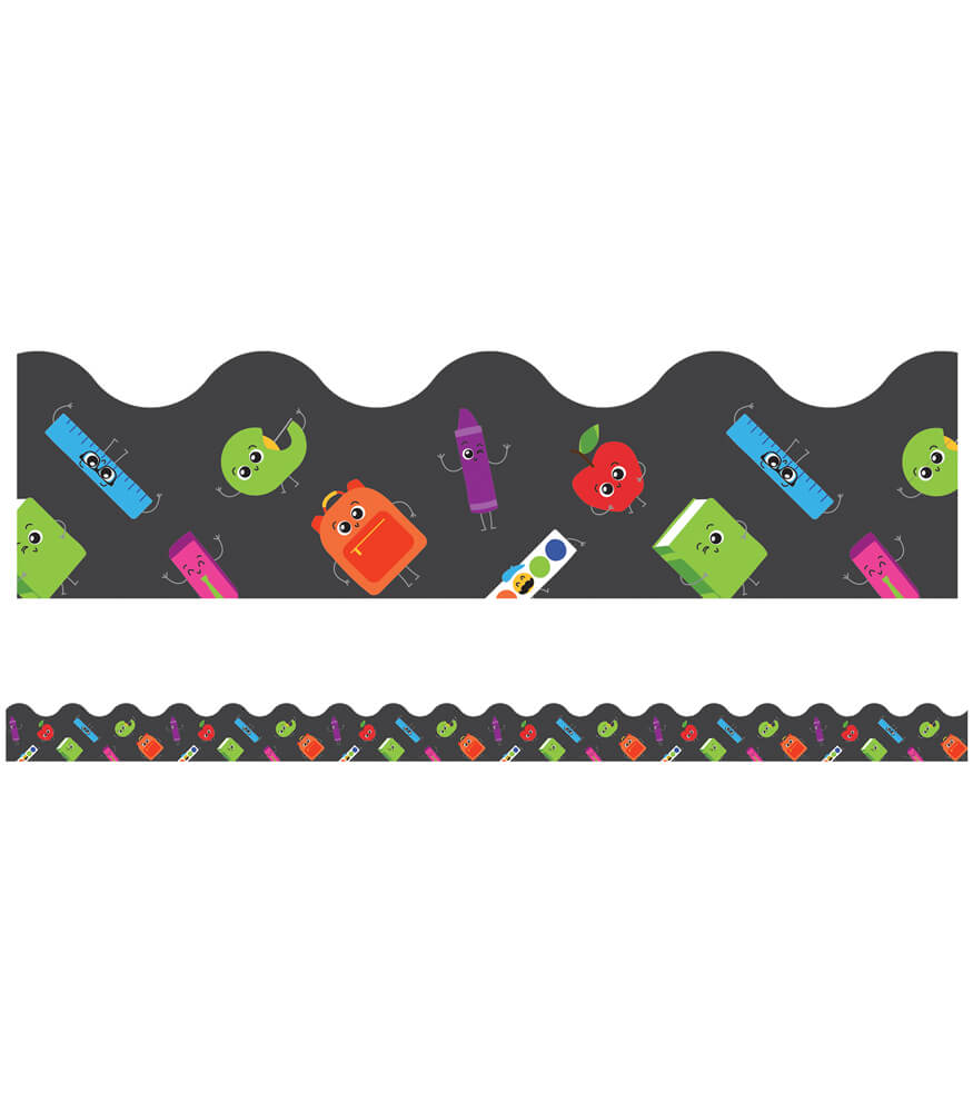 Ready for School Scalloped Borders Product Image